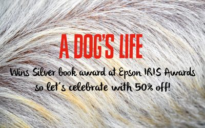 A Dog's Life Book Wins Book Award | New Zealand Dog Photography