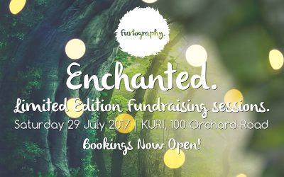 Enchanted: Limited Edition Fundraising Sessions 2017 | Christchurch Pet Photos