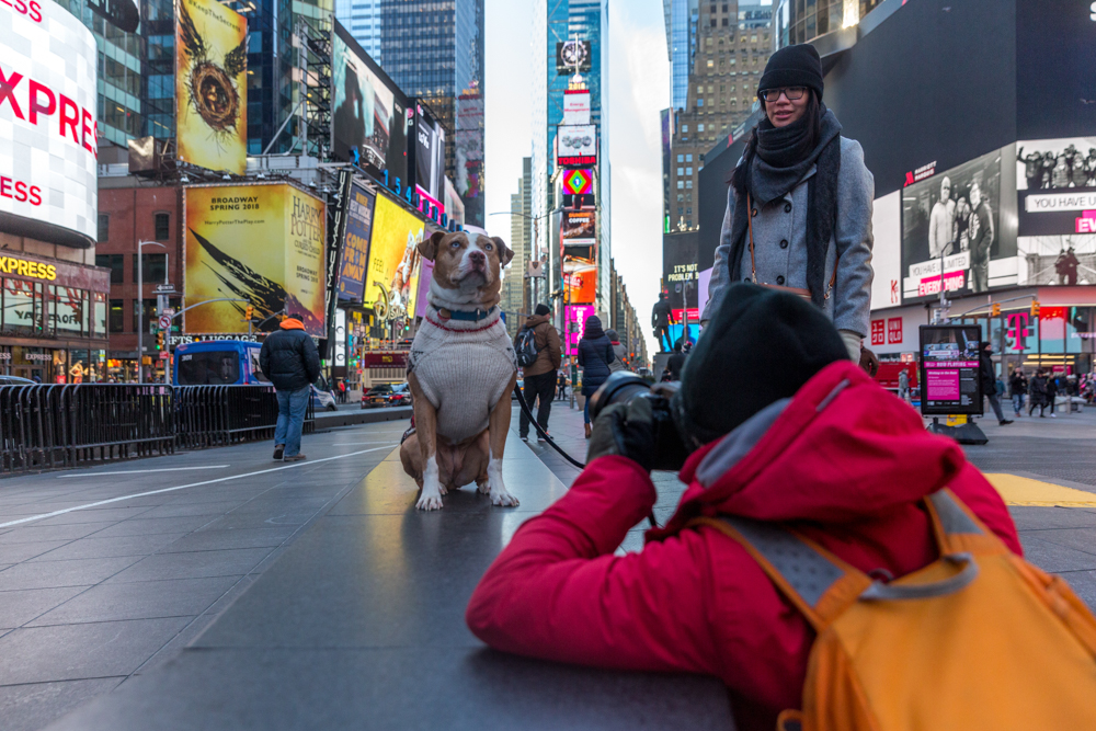 NYC Dogs - Behind the Scene4